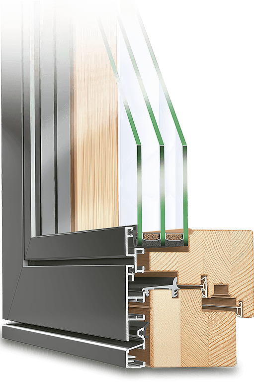 ECO PLANO Fensterprofile
