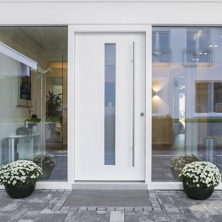 Fabulous Haustür Glas » Eingangstüren mit Glaseinsatz & Glasfüllung UX64
