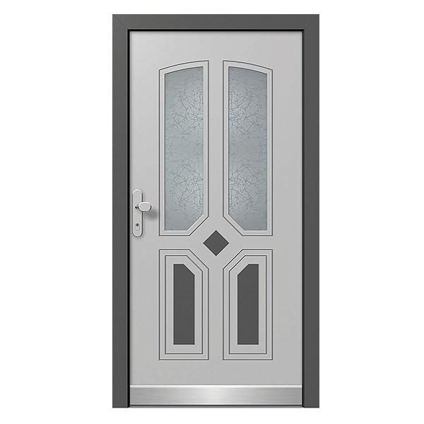 U Wert Eingangstür: Holz-Alu Haustüren » Moderne Haustürfüllungen