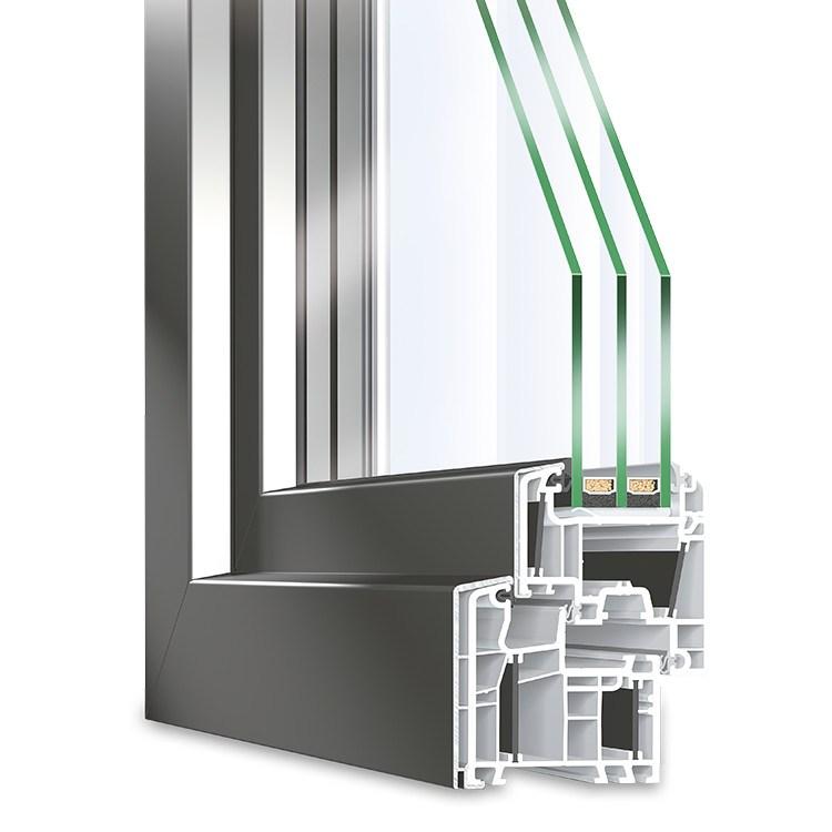 balkont r kunststoff alu zu g nstigen preisen kaufen. Black Bedroom Furniture Sets. Home Design Ideas