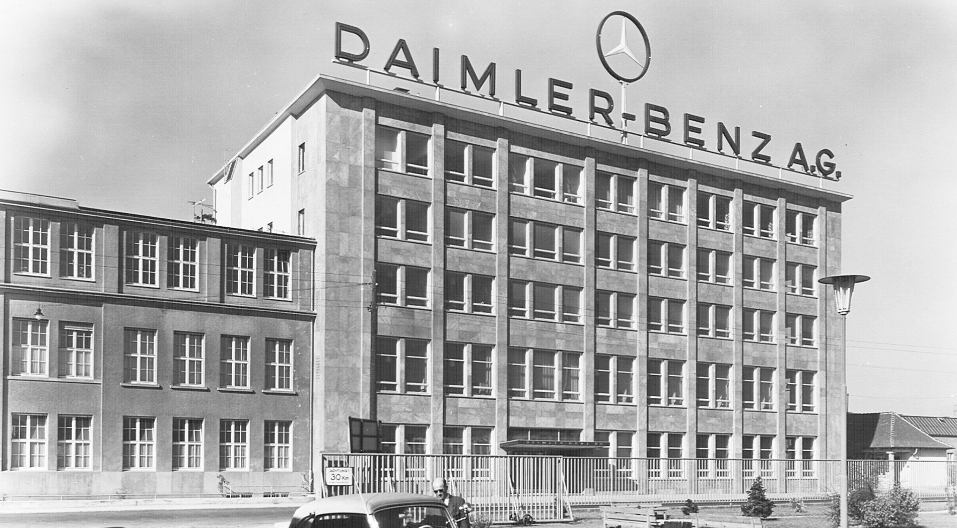 Daimler AG Headquarter