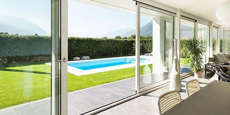 terrassen schiebet r kaufen g nstige preise. Black Bedroom Furniture Sets. Home Design Ideas